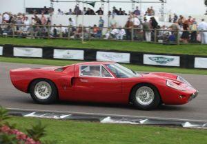 1969 Mk III GT40 road car