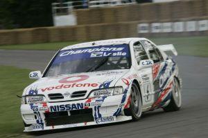 David Leslie's 1999 Nissan Primera