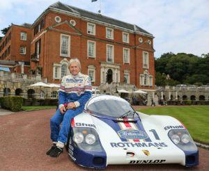 Derek Bell Porsche