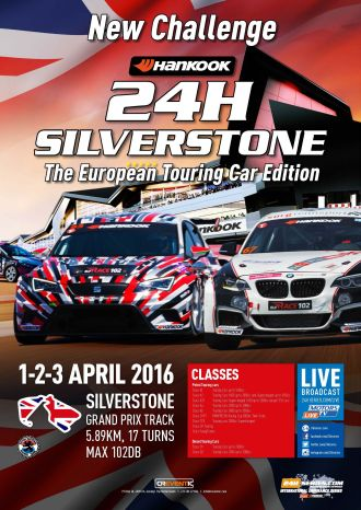 Poster 24H SILVERSTONE (1)
