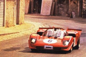 1970 Ferrari 512 S Vaccarella e Giunti