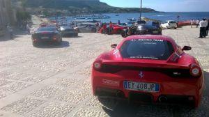Ferrari a Bonagia