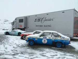 JD Classics' Bernina Granturismo entries