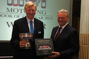 Royal Automobile Club Motoring Book of the Year