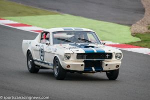 ford mustang silverstone classic
