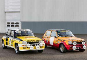 Renault 2016 Rallye Monte-Carlo Historique