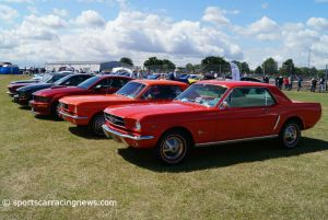 ford mustang silverstone classic 2015