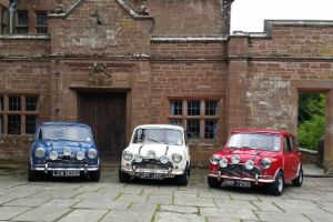 Motorsport at the Palace mini