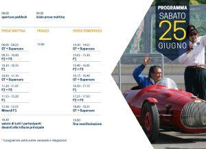Programma Historic Minardi Day