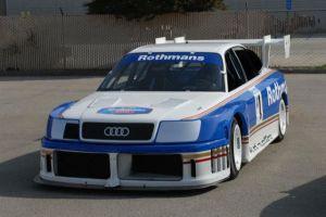 Audi IMSA S4 GTO Hans Stuck