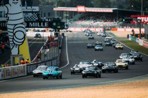 Jaguar Classic Challenge at Le Mans