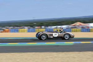 JD Classic Jaguar C-Type